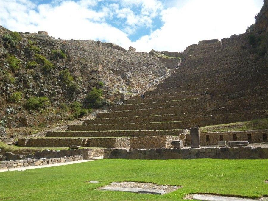 Ollantaytambo, Sacred Valley