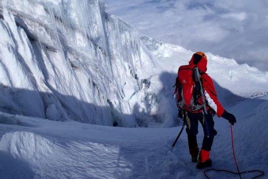 Climbing Ecuador