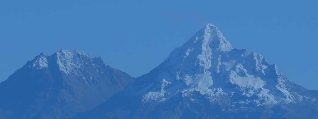 Climbing the Iliniza Norte