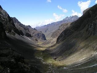 El Choro Trek Bolivia