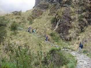 Inka Trail rondreizen Peru
