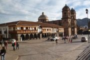 Colonial center of Cuzco