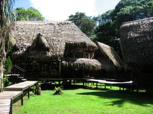 Jungle Lodge Amazone tour Ecuador