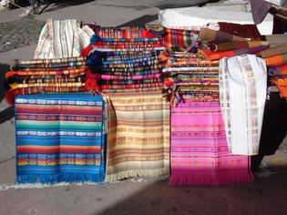 Otavalo cultural local Market
