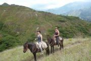 Paardrij tours in Vilcabamba