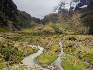 El Altar Trekking Ecuador