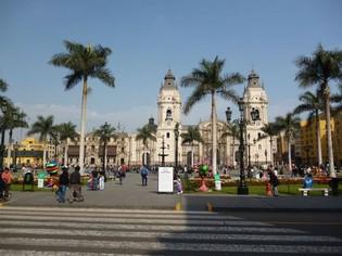 Lima customized city tour Peru