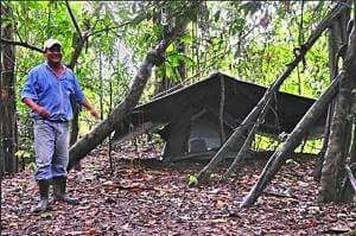 Kamperen Pacaya Samira Amazone Peru