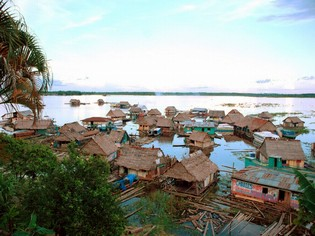 Iquitos Amazon tour Peru