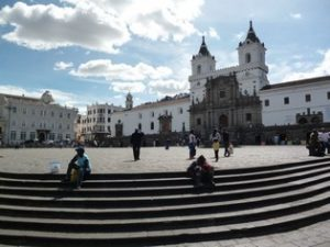 City tours in Quito