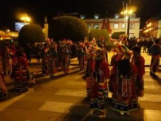 Puno Titicaca culture Peru
