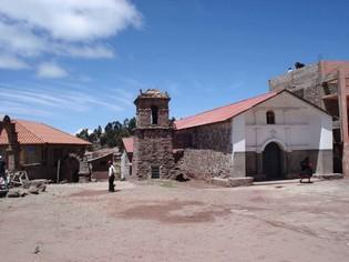 Taquile Island, Lake Titicaca tour
