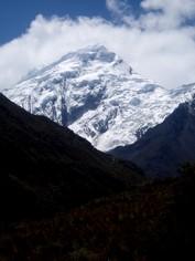 Quilcayhuanca Huaraz trek Peru