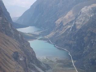 Vaqueria Cedros trektocht Huaraz Peru