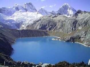 Vaqueria Cedros Huaraz trek Peru reis