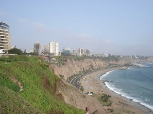 Lima Miraflores Peru