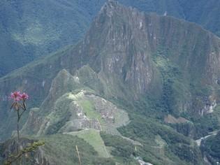 Machu Picchu Berg beklimmen