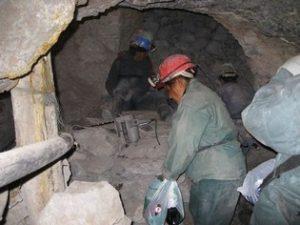 Cerro Rico silver mine tour
