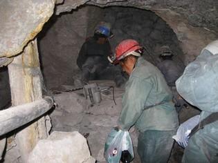 Potosí mine Bolivia