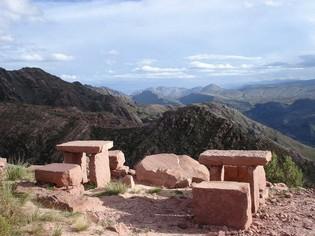 Sucre hike Bolivia