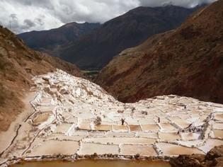 Salineras Salt pans de Maras