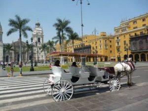 Stadstour koloniaal Lima Peru