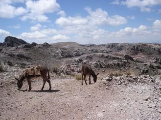 Sucre trek Bolivia