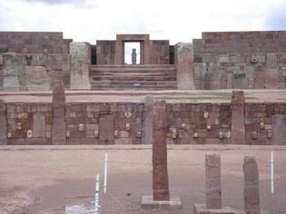 Tiahuanaco tour