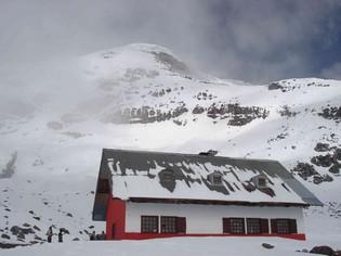 Chimborazo vulkaan Ecuador trek