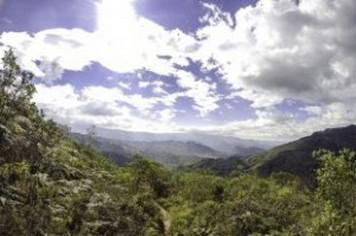 Vilcabamba wandelen Ecuador