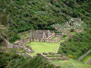 Choquequirao Inca Peru