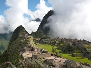 Machu Picchu, Incas Peru
