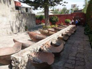 Santa Catalina Klooster, Arequipa