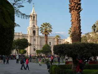 Colonial Arequipa culture