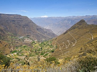 Cotahuasi Tour Arequipa