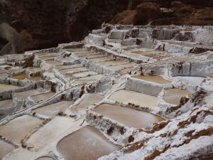 Salineras Maras cultuur Peru
