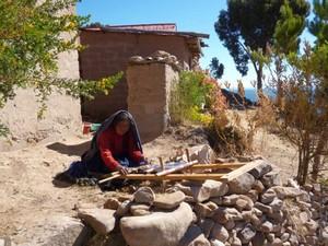 Taquile Island Titicaca Peru