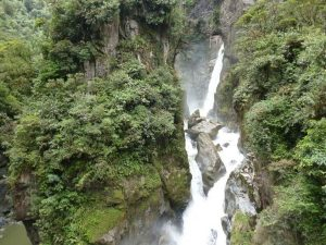 Pilon del Diablo Waterfall