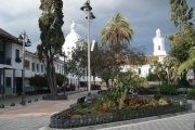 Koloniale centrum van Cuenca