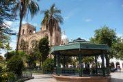 Het koloniale centrum van Cuenca