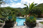 Hosteria Izhcayluma zwembad