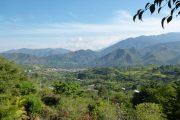 View of Vilcabamba, Ecuador