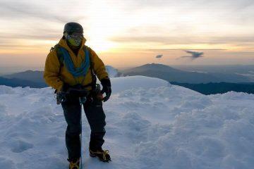Bergbeklimmen vulkanen Ecuador