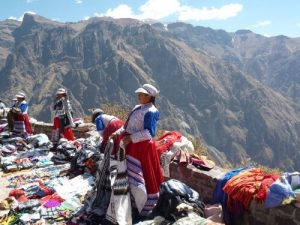 Cruz del Condor viewpoint, Colca Canyon Tour