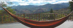 Hammock in Izhcayluma, Vilcabamba, Ecuador