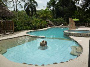 Jungle lodge honeymoon Ecuador