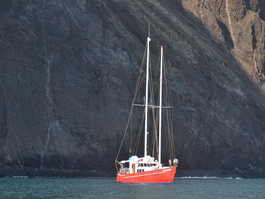 Encantada Galapagos Sailing Boat