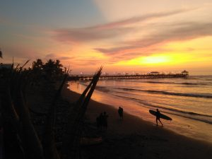 Sunset Huanchaco