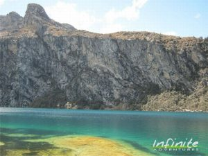 Laguna Churup Huaraz Trek