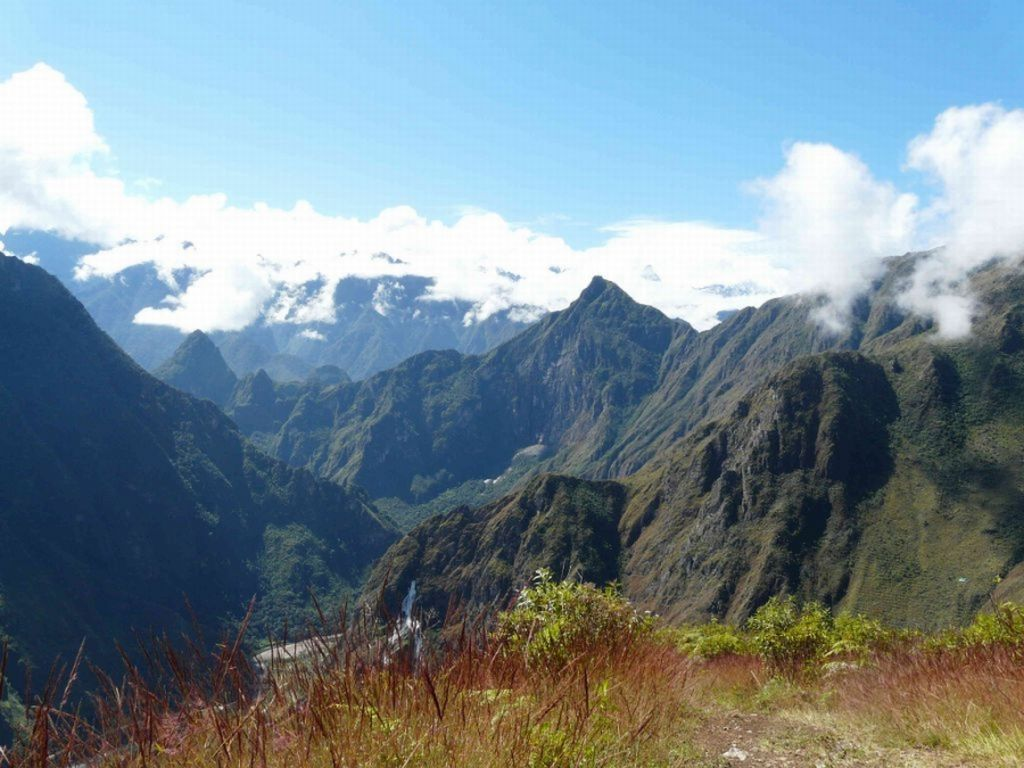 Views during Inca Jungle